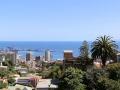 352 Maar onze bus is geen directe bus en we komen pas laat in Valparaíso aan...