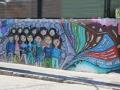 354 in een wijk vol artistieke graffiti