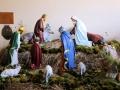 413 en er is ook een kerststal in deze kerk - nu nog tot 25 december zonder 'Kindeke'.