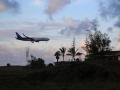 417 wordt het morgen al weer tijd om met dit vliegtuig (dat ik gisteren fotografeerde) van Paaseiland naar Santiago terug te vliegen.