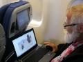 420 Enfin, dat geeft mij alle tijd om al in het vliegtuig voorbereidend aan onze reiswebsite te werken!
