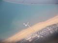 7 en vliegen de volgende dag toch over de Scheveningse Pier