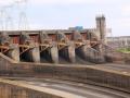 74 Maar wij gaan in Ciudad del Este de grote Itaipu Dam bezoeken,