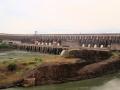 78 Deze enorme dam is maar liefst 8 km lang en 40 meter hoog.
